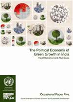 The Political Economy of Green Growth in India