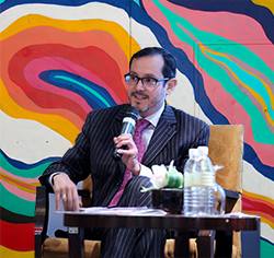 """Feminism Frees Women But Also Frees Men"". Interview with Francisco Cos-Montiel, New Lead of UNRISD's Gender Programme"