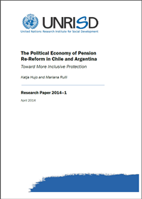 The Political Economy of Pension Re-Reform in Chile and Argentina: Toward More Inclusive Protection