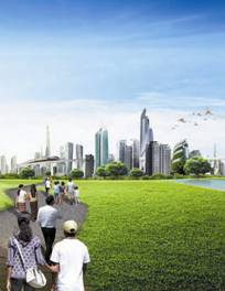 Green Urbanization in Asia: Paradox or Win-Win Scenario?